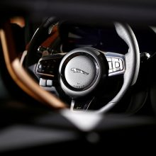 """""""Jaguar"""" nuo 2025-ųjų gamins tik elektra varomus automobilius"""