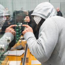 """Vokietijoje daugiau nei dešimt metų kalėti nuteistas """"IS lyderis"""""""