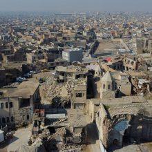 Jungtinės Tautos: dešimtys tūkstančių žmonių Sirijoje laikomi dingusiais