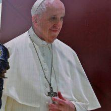 Popiežius Pranciškus šią savaitę vyksta istorinio vizito į Iraką
