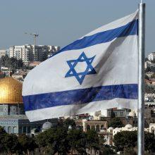 """Europos parlamentarai ragina sustabdyti Izraelio vykdomą Vakarų Kranto """"faktinę aneksiją"""""""