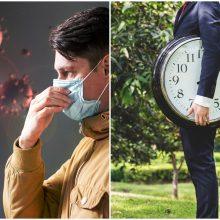 JAV dėl pandemijos sumažėjo gyvenimo trukmė