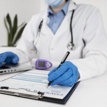 Estijoje – 1 467 nauji COVID-19 atvejai, mirė dešimt pacientų