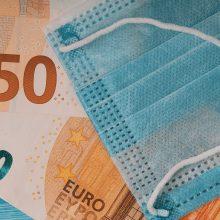 Medikų atlyginimų priedams už sausį – 17,8 mln. eurų