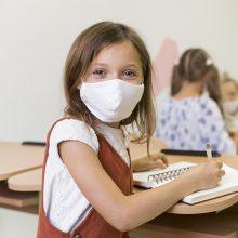 Meras: Vilnius atrinkinėja dar tris-keturias mokyklas, į kurias galėtų grįžti pradinukai