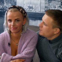 Boksininko E. Petrausko šeima į savo gyvenimą įsileido jų nekenčiančią socialinių tinklų žvaigždę