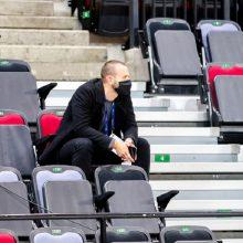 """""""Žalgirio"""" rungtynėse Klaipėdoje – krepšinio žvalgas iš JAV"""
