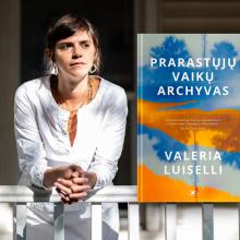"""""""Prarastųjų vaikų archyvas"""" – virtuoziškas """"kelio"""" romanas, paverčiantis mus gilesniais žmonėmis"""