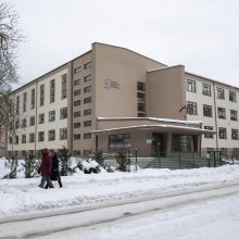 Vilniaus savivaldybė atrinko dar tris mokyklas pradinukų bandomajam grįžimui