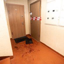 Kruvina orgija: smėlio dėžėje rastas žmogžudyste įtariamo ukrainiečio kūnas