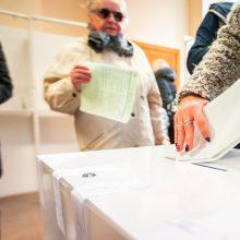 VRK tvirtins prezidento ir Europos Parlamento rinkimų rezultatus