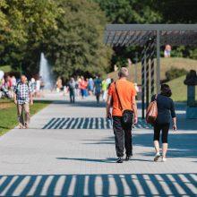 Draugystės parke – nuotaikinga atidarymo šventė