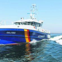 Lietuvos pasieniečiams laivą statys estai