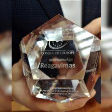 Klaipėdos savivaldybei – solidus apdovanojimas: įvertinta viešojo valdymo kokybė