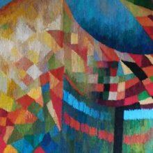 Uostamiesčio Baroti galerijoje – M. Švažienės tekstilė ir tapyba