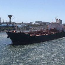 Klaipėdos jūrų uoste vyksta baigiamieji teršalų valymo darbai