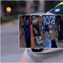 Klaipėdos policija prašo pagalbos: gal atpažįstate šį asmenį?