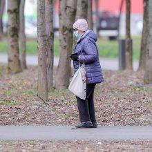 Statistinis Klaipėdos veidas: miestas sensta, dominuoja moterys