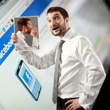 Politinės reklamos viražai: socialiniuose tinkluose konkuruojama skaidriai?