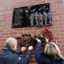 Klaipėdoje pagerbtas žuvusiųjų karuose atminimas