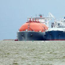 Nauji gamtinių dujų metai: SGD terminalo svarbą pažymi geriausi istorijoje rezultatai