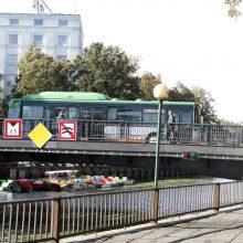 Klaipėdos miesto savivaldybė gavo išvadas: Biržos tiltui reikia remonto