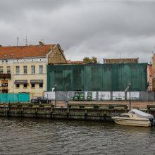 Klaipėdos apleistų pastatų sąrašas – rekordiškai trumpas: įtraukti tik trys objektai