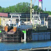 Klaipėdos uostas remontuos miestui perduodamą krantinę