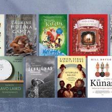Karantinas – su geromis knygomis dideliems ir mažiems