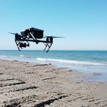 Tirs plastiko taršą Baltijos jūroje: į pagalbą pasitelks dronus ir palydovinę informaciją