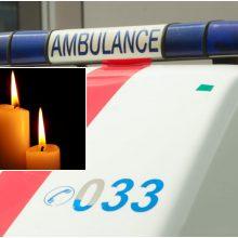Kretingos rajone avarijoje žuvo vairuotojas, policija ieško liudininkų