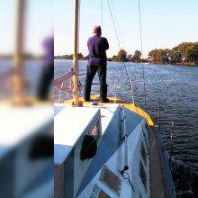Laivams – nauji keliai ir mokesčiai