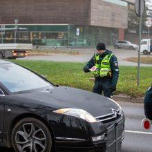 Reidai: Klaipėdos policininkams įkliuvo daugiau kaip 200 KET pažeidėjų