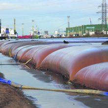 Klaipėdos uoste bus dar viena užteršto grunto aikštelė