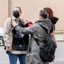 Teismas pasigailėjo mažylio mamos, ieškojusios išeities iš beviltiškos situacijos šiurpiausiu keliu