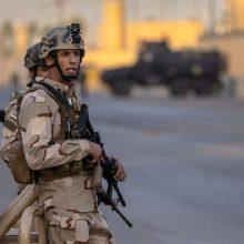 J. Bidenas ir Irako premjeras paskelbs apie JAV kovinės misijos Irake pabaigą