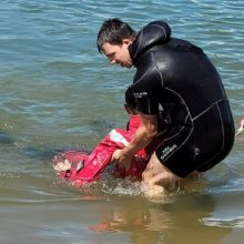 Ignalinos rajone – rytas, paženklintas tragedija: ežere rastas skenduolis