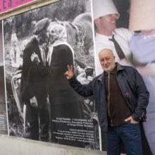 R. Požerskio kūrybiniai darbai eksponuojami Ispanijoje ir Prancūzijoje