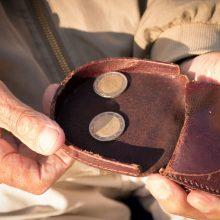 Senjorai: kiek mums pakelia pensiją, tiek pakelia ir kainas