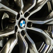 Vilniuje iš stovėjimo aikštelės pavogtas BMW, nuostolis – 14 tūkst. eurų