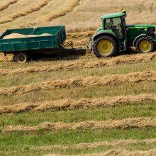 Įstatymo pataisa nusitaikė į stambių ūkininkų kišenes