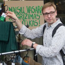 Valstybinio Šiaulių dramos teatro vadovo konkursą laimėjo A. Žvinys
