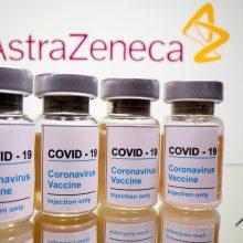 """Švedija netrukus visiškai nebenaudos """"AstraZeneca"""" vakcinos"""