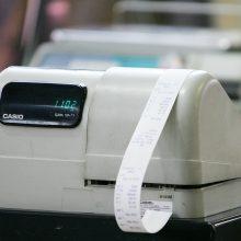 I. Šimonytė: išmaniosios kasos aparatų sistemos leidžia verslui sumažinti atskaitomybės kiekį