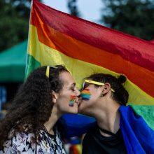 Juodkalnijoje oficialiai įregistruota tos pačios lyties partnerystė