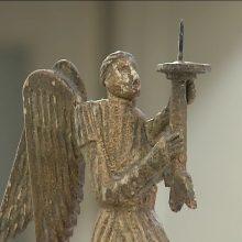 Arkivyskupas G. Grušas jubiliejaus proga gavo dovaną, kurią privalės grąžinti