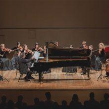 Klaipėdos koncertų salėje skambės didžiųjų Vienos klasikų muzika