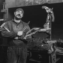 E. Frėjaus parodoje – sparnuotu Hefaistu vadinto menininko kūrybos pasaulis