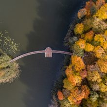Lietuvos pilys ir dvarai kviečia apsilankyti jų parkuose