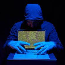 Maskva atmeta JAV kaltinimus dėl kibernetinės atakos reikalaujant išpirkos